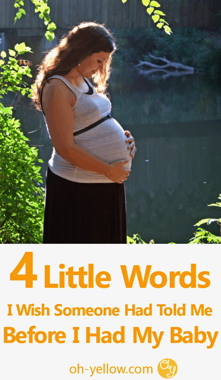 New mom, it's ok to need encouragement and help. Survive the first months with a new baby with this great parenting advice. If you're pregnant or a first time mom, here are tips you need to know. I wish I had known...
