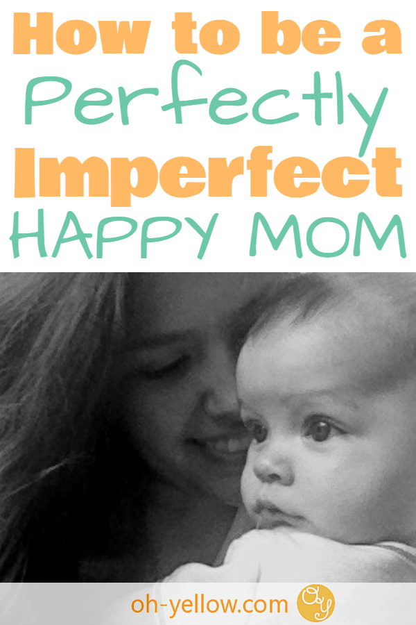"Happy Mom = Happy Kids. Enjoy your kids more and create a positive home without so much stress! Great tips on trading perfection mom for happiness and saving your sanity along the way. Encouragement that's perfect for new moms, stay-at-home moms, moms of babies and toddlers, and anyone who calls herself ""Mama."" #happymom #mom #newmom #newborn #mama #baby #kids"