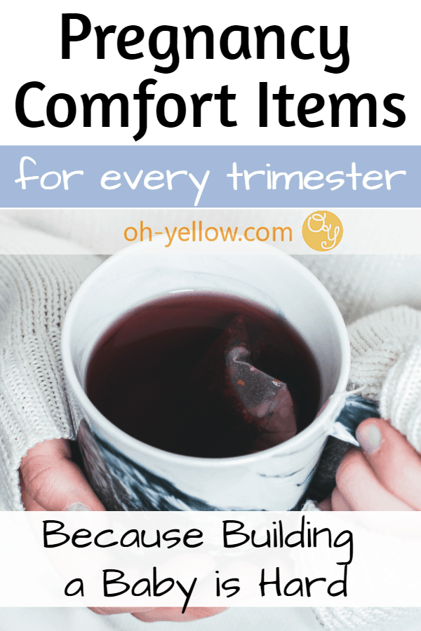 Being pregnant is HARD on your body. These pregnancy must-haves will help you cope with those uncomfortable maternity days. 6 pregnancy comforts you'll use throughout your first, second, and third trimester... #pregnancy #pregnancyproblems #pregnant #baby #newmom