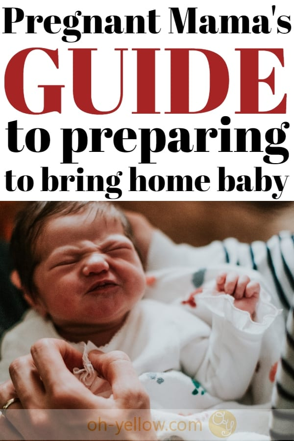 Prepare for baby with this 3rd trimester checklist. Tips to prepare your home and yourself for breastfeeding, postpartum, and life with a newborn. #baby #pregnant #pregnancy #thirdtrimester #newborn #breastfeeding #postpartum #newmom #prepareforbaby #newparentadvice #preggers