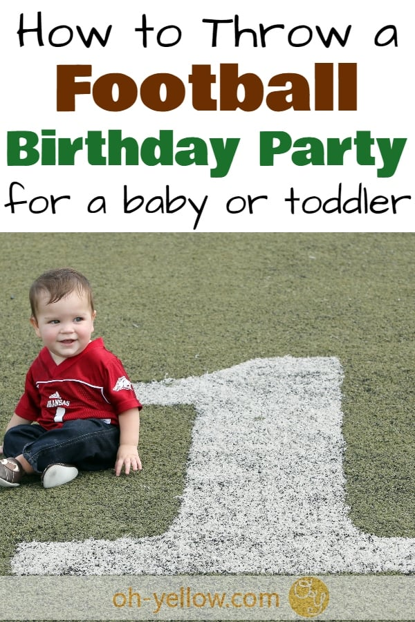 Choosing A Baby First Birthday Theme