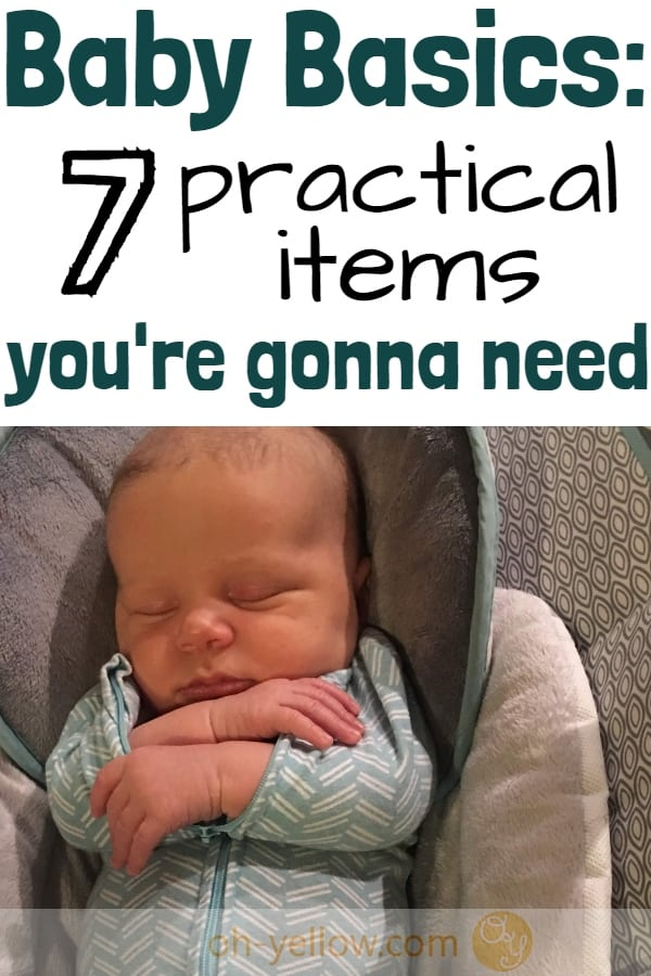 Baby essentials to buy or register for before you're due. Great baby items that will make your life with Baby so much easier. 7 things you need for baby... #baby #newborn #pregnant #babyregistry #babygear #babyessentials #babies