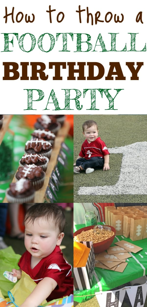 First Year Down Birthday Party