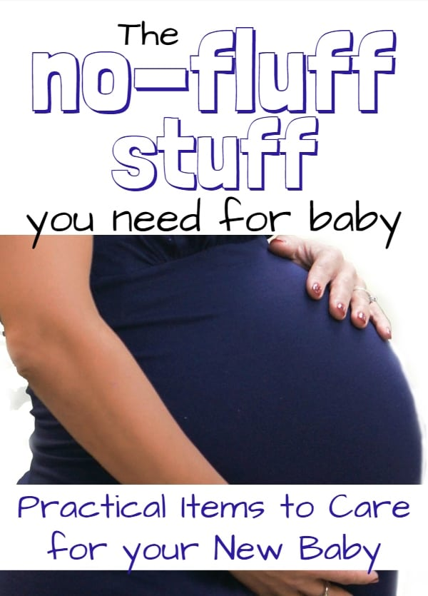Practical Baby Items for the Mom-to-Be