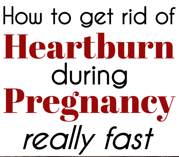 Pregnancy heartburn remedies that work fast! Tips and natural home remedies to help with acid reflux and indigestion while pregnant. #pregnancy #pregnant #baby #pregnancyhealth #remedies #newmom #pregnancyproblems #pregnancysymptoms