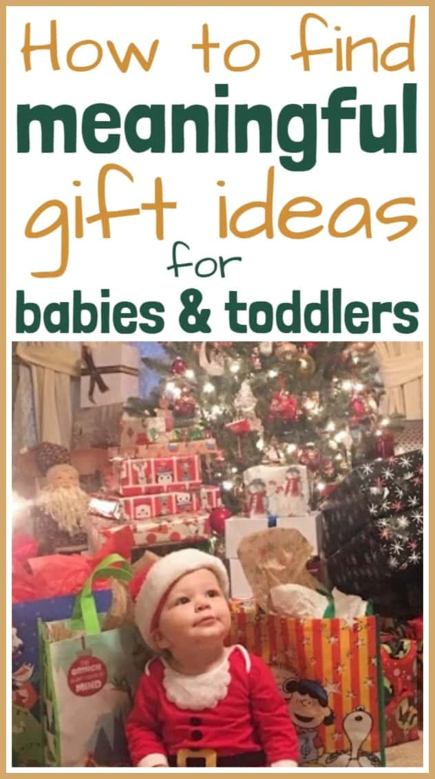 Meaningful Baby Gift Ideas