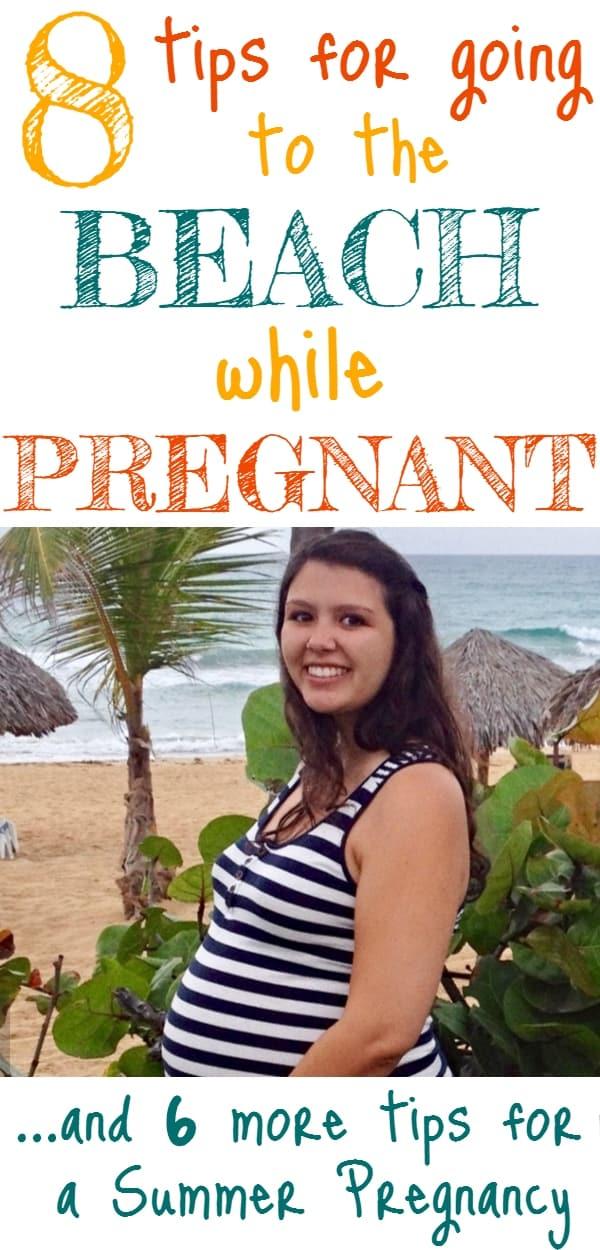 Summer Pregnancy Survival Guide