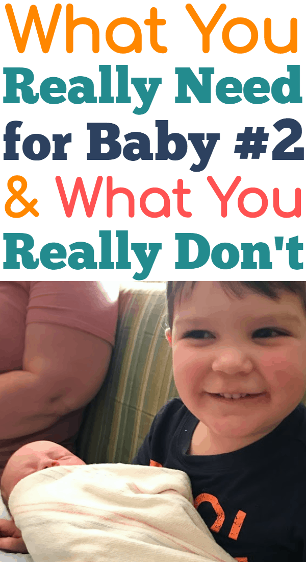 Second Baby Checklist: What You Need for Baby #2