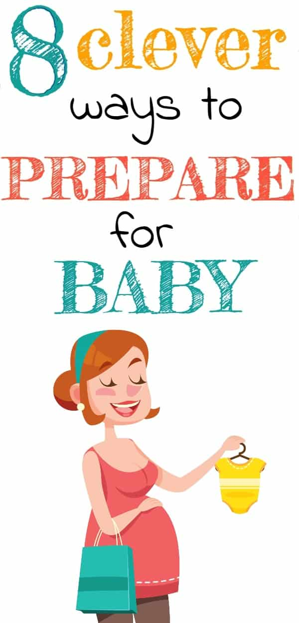 Less obvious and SMART ways of preparing for Baby