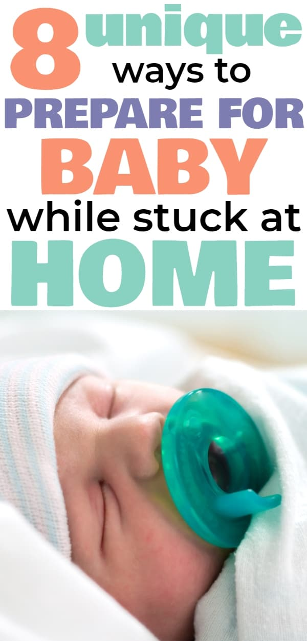 Not-So-Obvious Ways To Prepare for Baby
