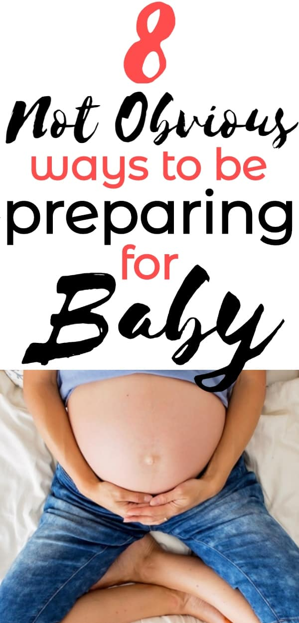 Smart ways to prepare for Baby