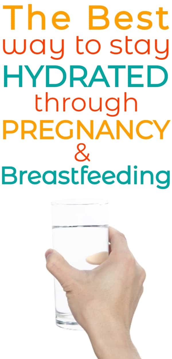 Best Pregnancy Water Bottles 2020