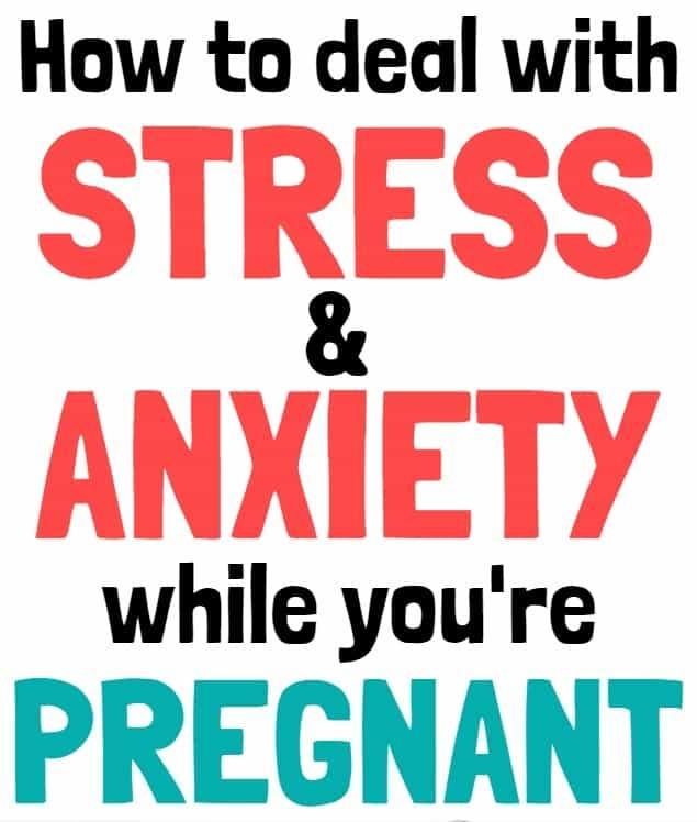 Pregnancy Anxiety