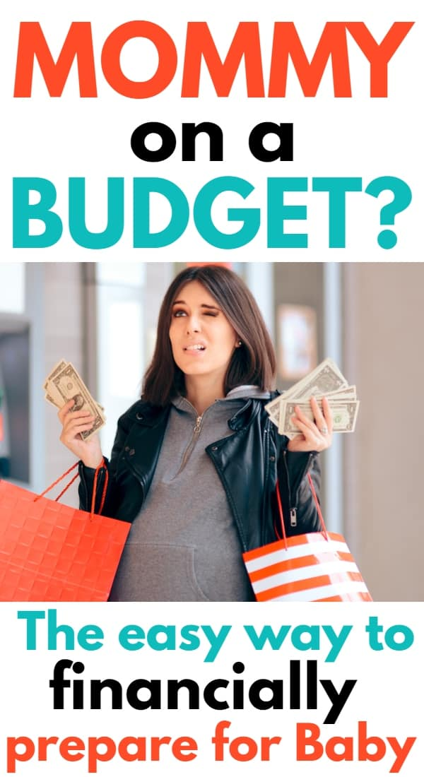 Mommy on a Budget: Save Money & Prepare for Baby