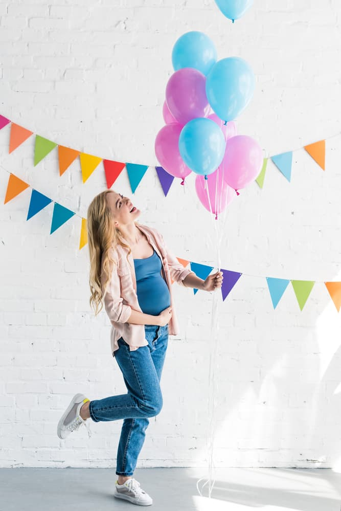 Birthday Ideas for Pregnant Wife