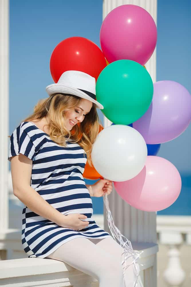 Birthday Ideas While Pregnant